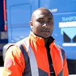 Christophe Da Silva, chauffeur routier 44 tonnes au service LDD