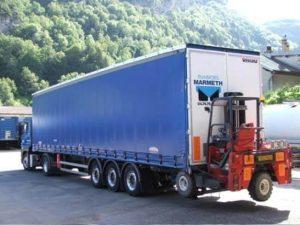 Transports Marmeth - Démarrage de l'activité LDD en 2009