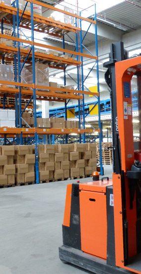 La logistique, nouvel enjeu du E-commerce