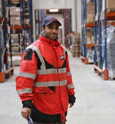 Marmeth : Une surface totale couverte de stockage est de 15 000 m²