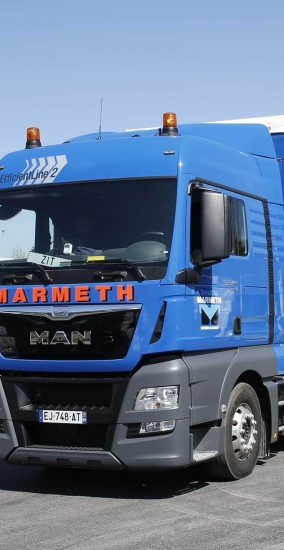 Historique des Transports Marmeth