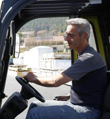 Transports Marmeth propose à ses clients une logistique à la carte